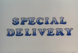 انیمیشن کوتاه  SPECIAL DELIVERY
